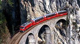 Oferte Trenuri Alpine